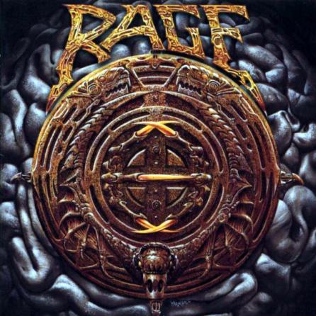 Rage - Black in Mind