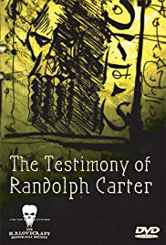 The Testimony of Randolph Carter Poster