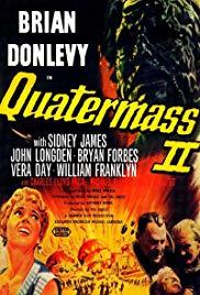 Quatermass 2 Poster
