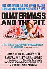 Quatermass i studnia Poster