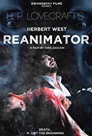 Herbert West: Re-Animator Poster