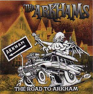 The Road To Arkham (CD) album cover