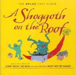 A Shoggoth On The Roof (CD, Album) album cover