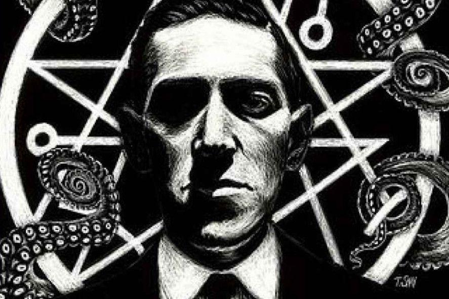 Lovecraft za życia nie był doceniany, jednak po latach stał się ikoną literatury grozy (fot. H.P. Lovecraft: The Complete Fiction)